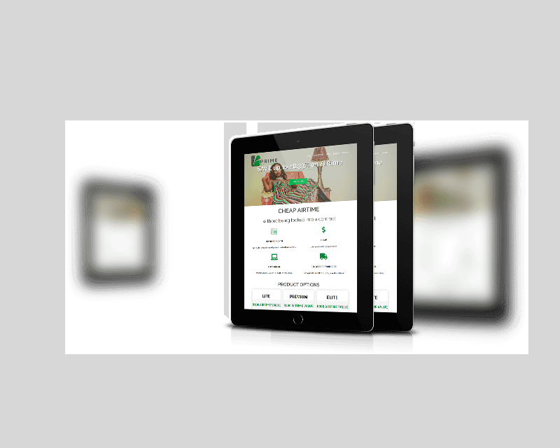 Prime tablet